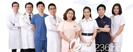香港卓健医疗服务中心医生团队