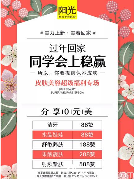 深圳阳光2019新年分享礼