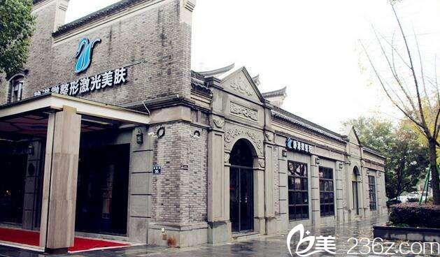 杭州宁波静港外观图