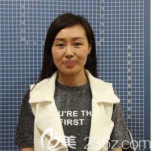 郑州天后医疗美容医院史玉蕾术前照片1