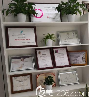 广州佳人医疗美容医院正规资质证书