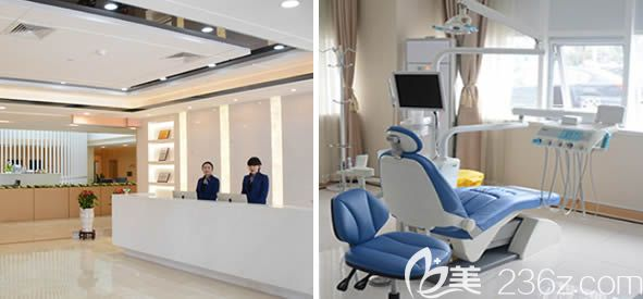 天津美奥大厅及治疗室环境图