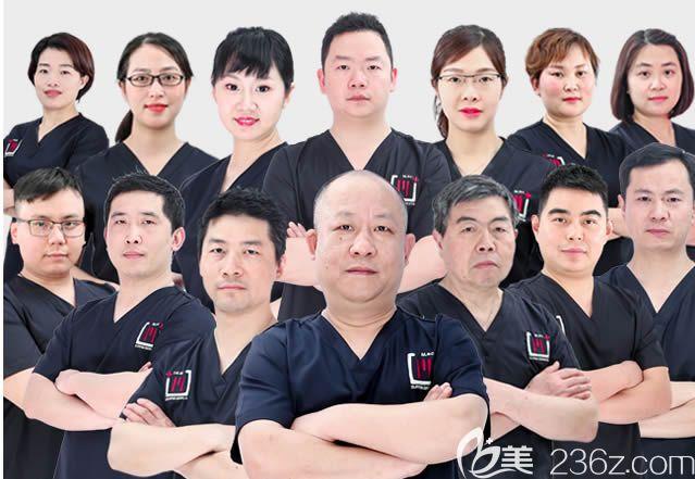 清华阳光口腔具有10-30年的医生团队