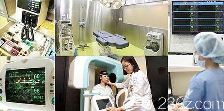 韩国原辰整形医院磨骨瘦脸面部轮廓整形仪器设备与手术室环境