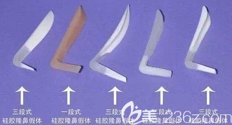 隆鼻材料硅胶