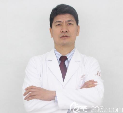 郑州华领的张荣明医生