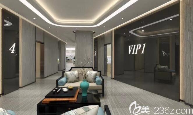 上海恒愿齿科环境图