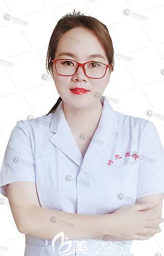 太原时光整形李晨霞医生
