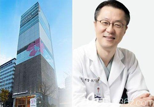 韩国ID整形医院外景与朴相薫院长