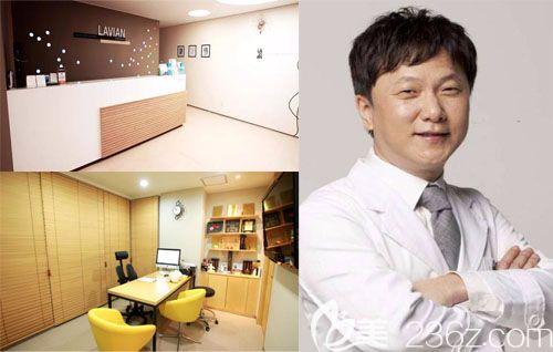 韩国拉菲安整形医院环境与郑宰永院长