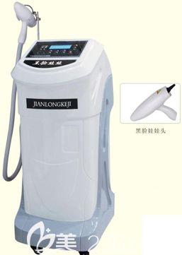 采用激光美白使用的仪器设备