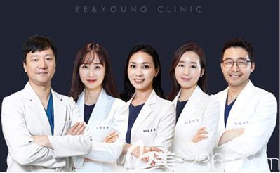 韩国LeeYoung整形外科医生团队