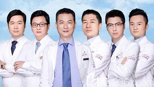 杭州美莱部分医生团队