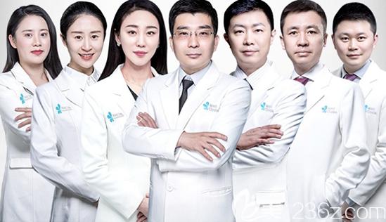 成都美绽美整形美容医院医生团队