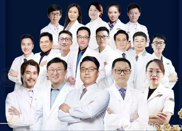 中秋优惠活动期间南京华韩奇致坐诊医生团队