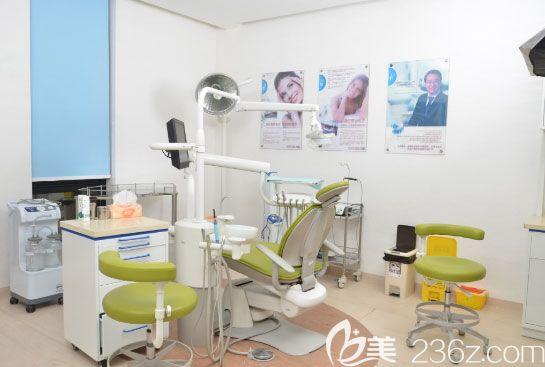 上饶维乐阳光口腔独立的治疗室