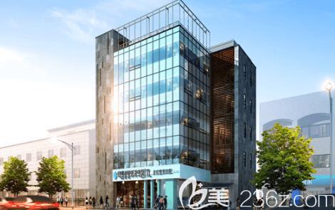 韩国tl整形医院大楼