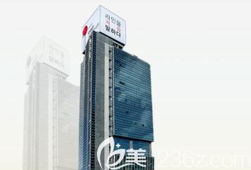 韩国德莱茵医院外景