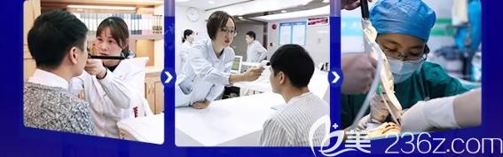 广州曙光整形医院不开刀祛眼袋手术案例过程图