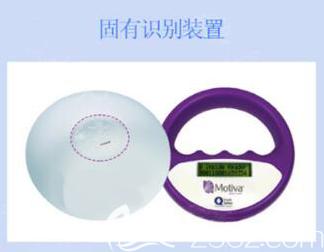 魔滴Motiva是含有芯片识别装置的隆胸假体材料