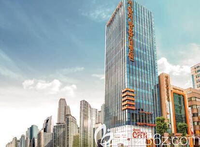 韩国365mc吸脂医院大楼外观