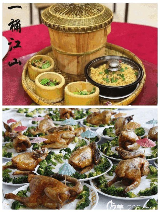 惠州千鸡宴菜品