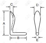 鼻背小柱系列