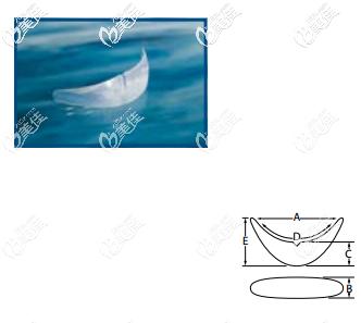 菲思挺硅胶下巴假体Anatomical Chin系列的所有型号的图片