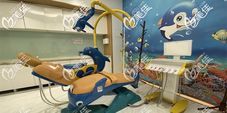 大同博诚口腔儿童治疗室