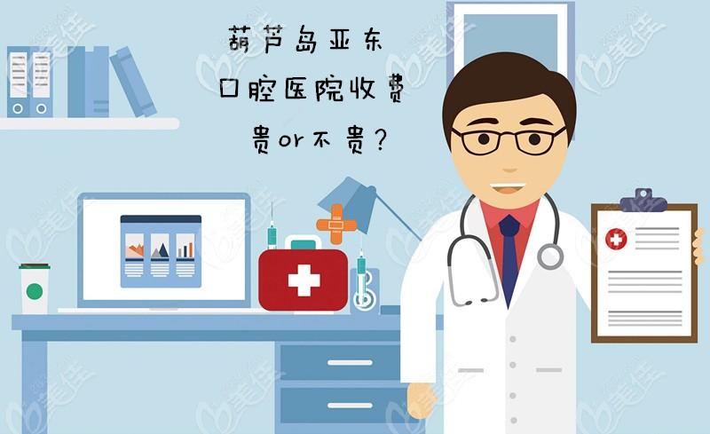 求葫芦岛亚东口腔医院的价格表,正规牙科收费到底怎么样呢?活动海报五