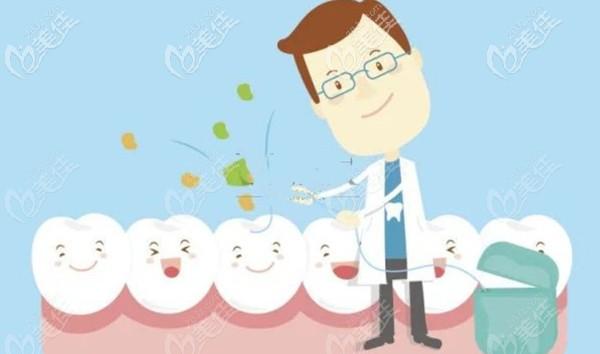 不能做牙齿整形的5类人分为两种情况