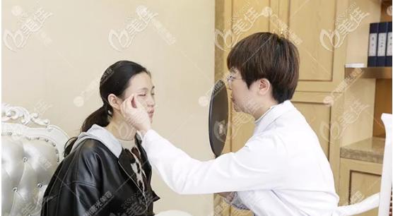 广州曙光杨晓英医生双眼皮面诊很专业