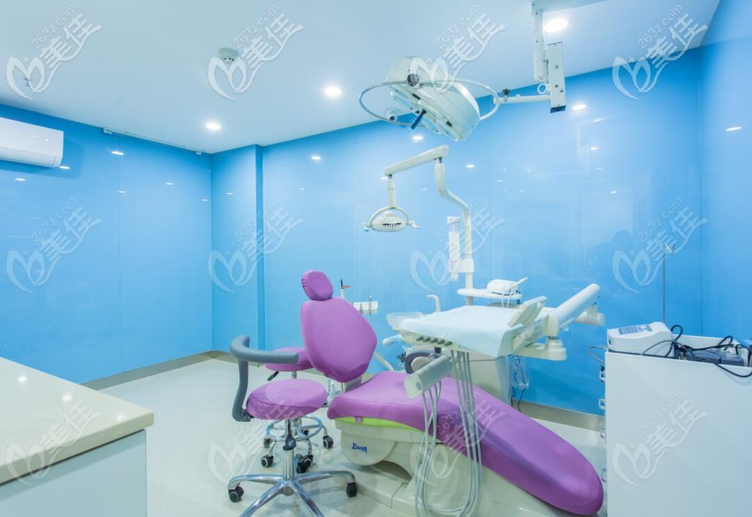 皓诺口腔专门的种牙手术室