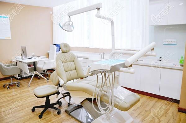 北京中诺第二口腔医院的诊疗环境