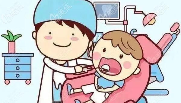 乳牙磕断不是小事,要马上就医