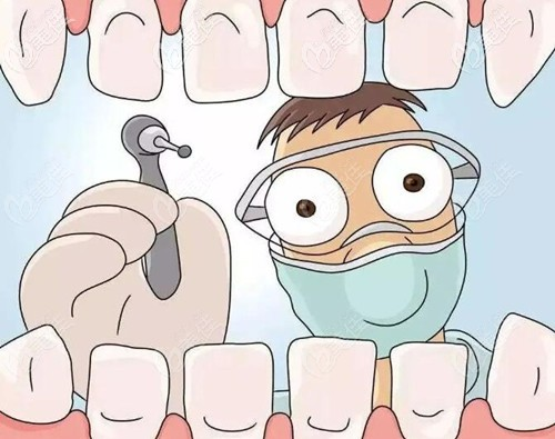 门牙牙缝大怎么修复?
