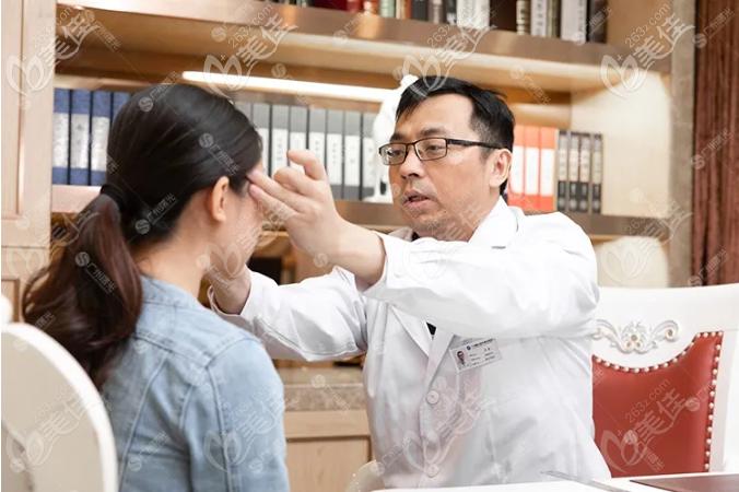 面诊广州曙光王旭明做鼻修复