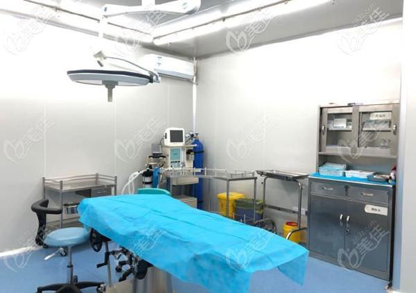 成都懿和丰德整形美容医院手术室