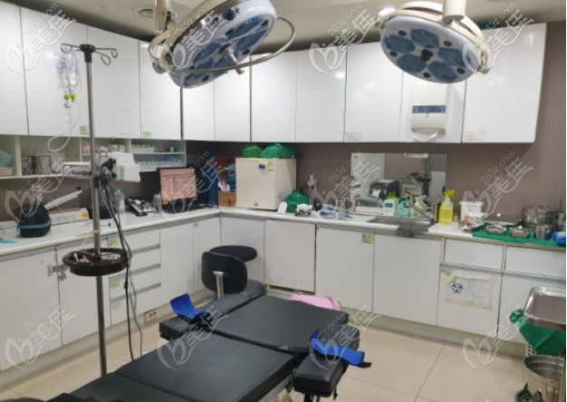 韩国Sulleim心动整形医院手术室