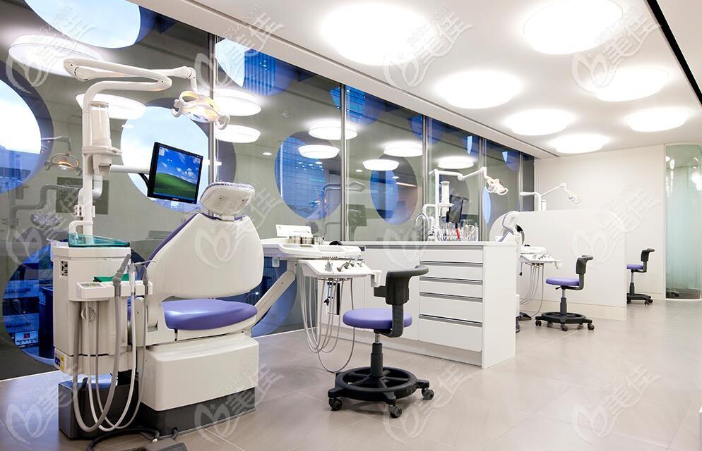 韩国古德莱芙牙科治疗室