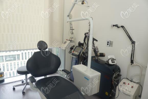 美容室及先进的医疗仪器