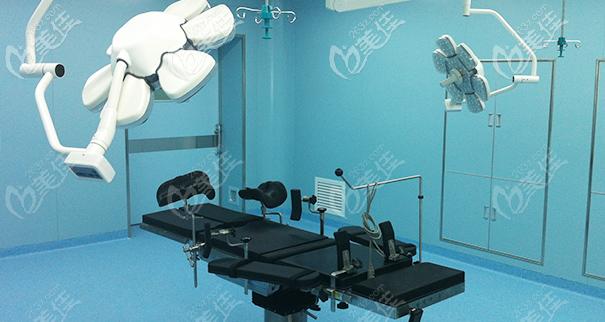 西安美莱手术室环境