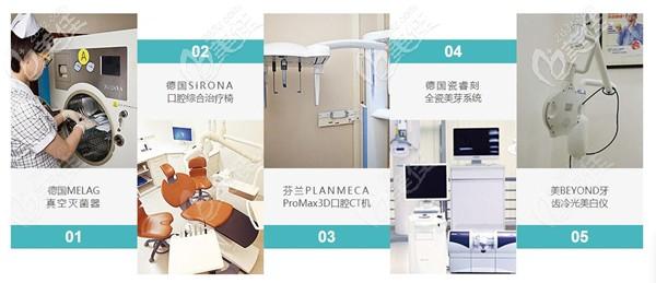 牙卫士医疗设备图示