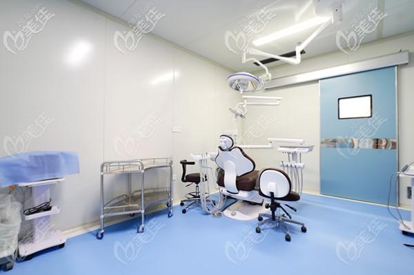 大川口腔种植手术室环境