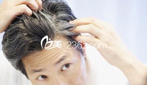 注意:这8个习惯会让你的头发变白!
