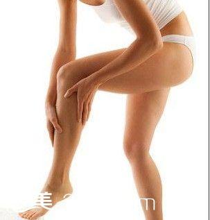 想快速瘦腿选择射频溶脂